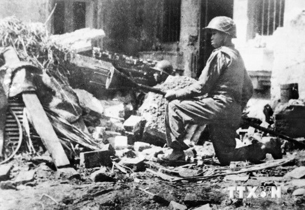 60 năm Giải phóng Thủ đô: Quyết tử cho Tổ quốc quyết sinh