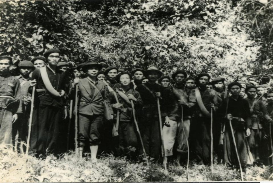 Những thành viên đầu tiên của Đội Việt Nam tuyên truyền giải phóng quân - ảnh 2