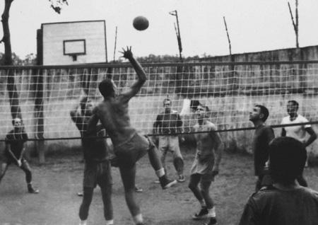 tù-binh-mỹ-được-chơi-bóng-chuyền-bóng-rổ