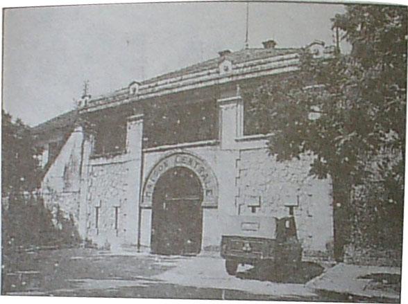 Nhà-tù-Hỏa-Lò-xưa