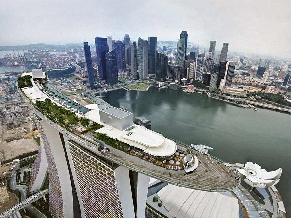 Những công trình biểu tượng ở Singapore