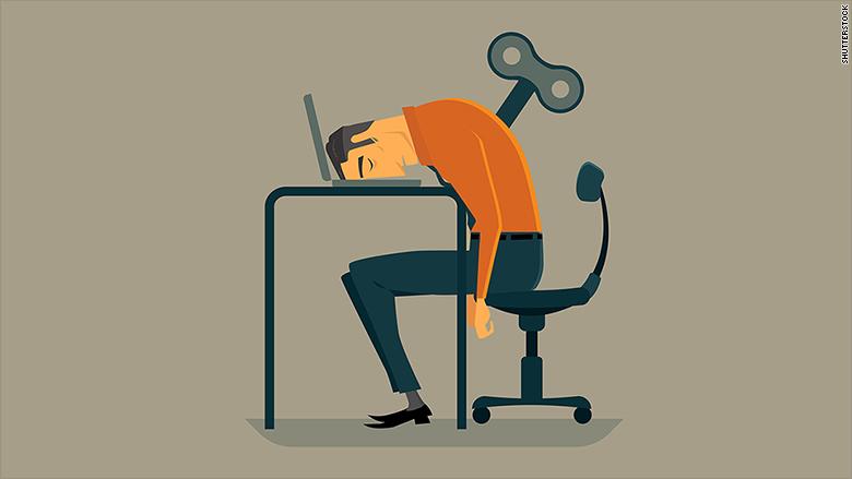 Bạn có cảm thấy nhàm chán với công việc hiện tại?