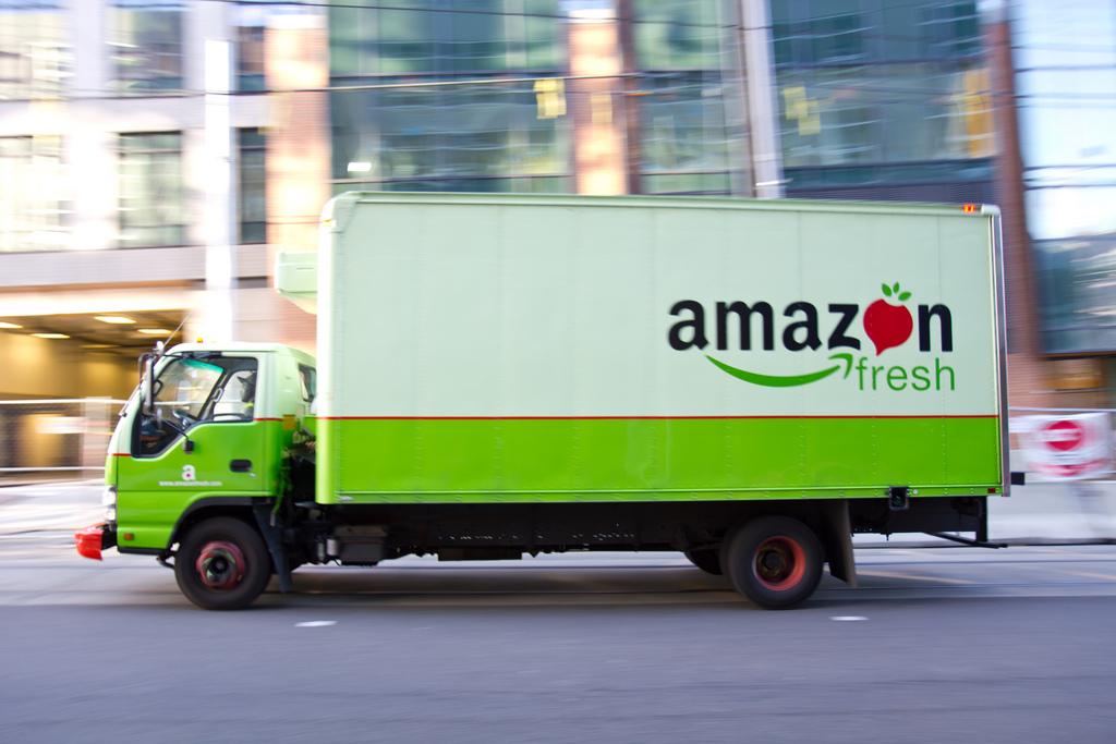 Amazon, hãng bán lẻ lớn nhất thế giới đang trên đường tới nước Úc.