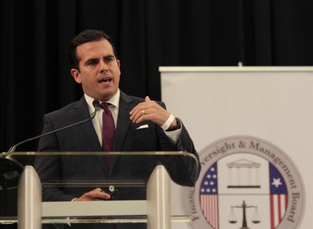 Thống đốc Puerto Rico Ricardo Roselló ngày 3/5 tuyên bố hòn đảo này phá sản để tái cấu trúc lại khoản nợ công khổng lồ lên tới 70 tỷ USD