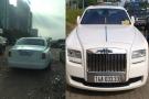 Ngắm bộ sưu tập Rolls-Royce  màu trắng, biển cực độc của đại gia