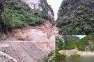 Xẻ núi, mở đường xâm phạm vùng đệm Di sản Vịnh Hạ Long