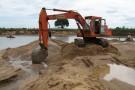 Công ty FLC bị tố khai thác cát trái phép