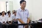 Xử phúc thẩm cựu Chi cục trưởng thi hành án ra QĐ trái pháp luật