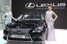 Thị trường ô tô Việt 2015: Bảng giá niêm yết xe Lexus