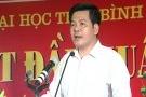 Tỉnh Thái Bình chính thức có tân chủ tịch