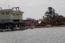 Lấp sông Đồng Nai: Phương án một đằng, thi công một nẻo