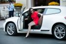 Volkswagen của hoa hậu Diễm Hương, giá bao nhiêu ?