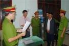Phó Chánh Thanh tra sở giao thông nhận hối lộ