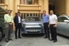 Mitsubishi mời Bộ GTVT dùng thử xe xanh xăng lai điện