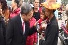 Nhập viện vì đột nhập phòng Bí thư tỉnh ủy Hà Tĩnh bất thành