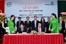 Vietcombank bắt tay hợp tác với công ty Đức Giang