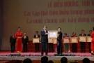 Ngân hàng Nhà nước đón nhận Huân chương Lao động hạng Nhất