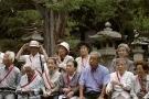 Chăm sóc người thân - gánh nặng của xã hội Nhật Bản