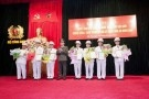Công bố, trao Quyết định của Chủ tịch nước thăng cấp bậc hàm cấp Tướng Công an nhân dân