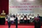 Chủ tịch nước trao tặng danh hiệu NSND cho 102 nghệ sỹ