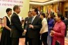 Thủ tướng chiêu đãi Đoàn Ngoại giao