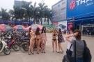 Trần Anh bị phạt 40 triệu đồng vụ mặc bikini bán hàng