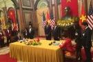 Tổng thống Obama chứng kiến lễ ký hợp đồng trị giá 13,34 tỉ USD của Vietjet