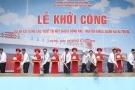 Khởi công xây cầu vượt trăm tỉ tại nút giao Ô Đông Mác - Nguyễn Khoái
