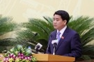 Chủ tịch Hà Nội Nguyễn Đức Chung tái đắc cử