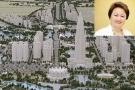 Nữ đại gia xây toà tháp 108 tầng cao nhất Việt Nam bên cầu Nhật Tân