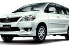 Thu hồi 764 xe Toyota Innova để sửa lỗi  hai cửa sau