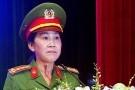 Công an Đồng Nai bổ nhiệm phó giám đốc nữ đầu tiên