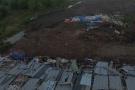 Nghìn tấn bụi thép của Pomina phơi ngoài môi trường