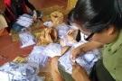 Một cơ sở kinh doanh giả mạo nhãn hiệu Việt Tiến bị phạt 20 triệu đồng