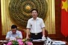 """Tỉnh ủy Thanh Hoá bác bỏ tin đồn bí thư Trịnh Văn Chiến có """"bồ nhí"""""""