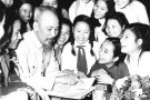 Bác Hồ với Hà Nội những ngày đầu giải phóng