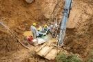 """CTCP Nước sạch Vinaconex """"thay tướng"""" sau 20 lần sự cố vỡ ống sông Đà"""