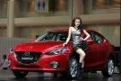 Triệu hồi 16.038 xe Mazda 3 để khắc phục lỗi phần mềm điều khiển túi khí