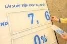 Lãi suất tiền Việt 2017 còn nhìn sang... Mỹ
