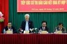 Tổng Bí thư: Trịnh Xuân Thanh không trốn được đâu