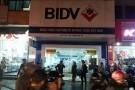 Khẩn trương truy bắt đối tượng bịt mặt, cướp ngân hàng BIDV