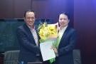 Trưởng văn phòng Vietnam Airlines nhận chức Tổng giám đốc Jetstar Pacific