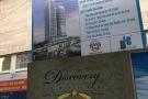 """Discovery Complex 302 Cầu Giấy: Chung cư """"chọc trời"""" góp phần ùn tắc giao thông"""