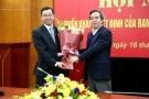 Vụ trưởng Bộ Tài chính làm Phó trưởng ban kinh tế Trung ương
