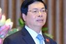 Xoá tư cách nguyên Bộ trưởng Bộ Công Thương của ông Vũ Huy Hoàng