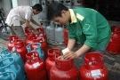 Giá gas giảm nhẹ từ hôm nay