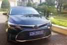 Đà Nẵng trả lại xe Toyota Avalon cho doanh nghiệp