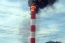 Thông tin về vụ cháy tại Nhà máy Nhiệt điện Vĩnh Tân 4