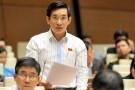 Đại biểu Quốc hội chuyên trách Nguyễn Văn Cảnh 'cáo quan về quê'