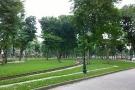 Xây bãi xe ngầm công viên Thống Nhất: Không lấy đất của công viên